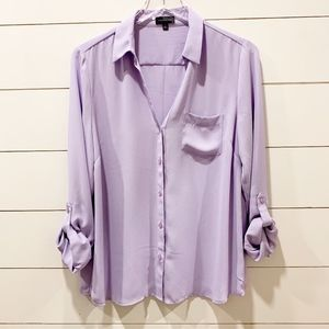 The Limited Button Front Blouse